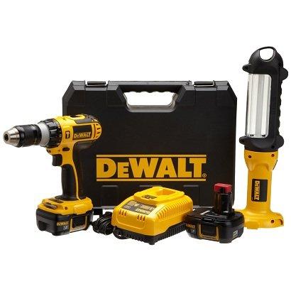 DEWALT DCD775KL cordless hammer kit
