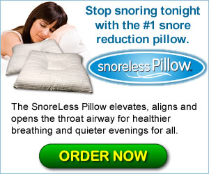 snoreless pillows