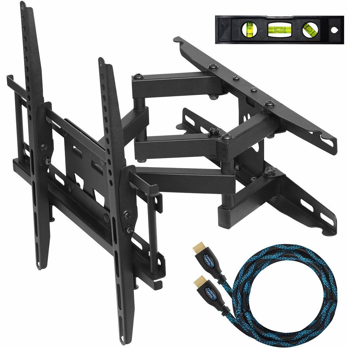 Cheetah TV Mount APDAM3B Dual Articulating Arm - Review and ...